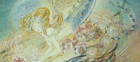 Mermaidband