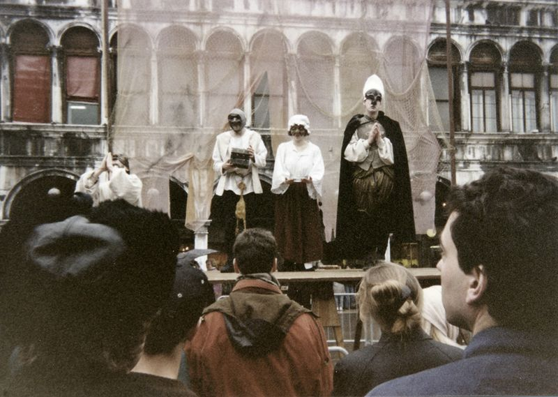 Ophaboom in Venice 1994