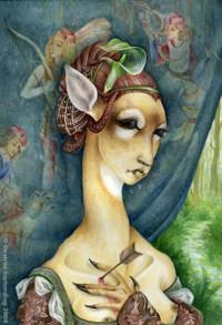 Deerwoman_by_sphinxmuse_3